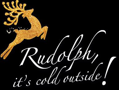 Logo Rudolph, it's cold outside! – Tobias Deutschmann Orchestra