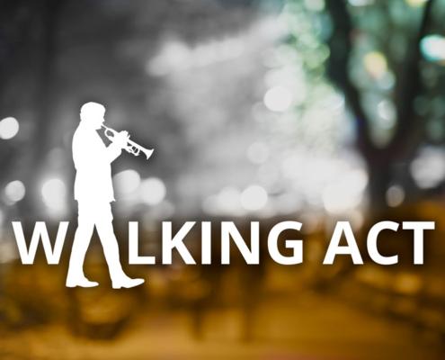 Walking Act – Tobias Deutschmann Orchestra
