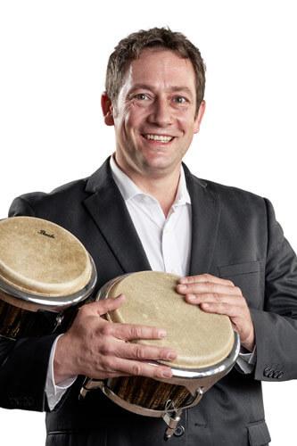 Christian – Percussion