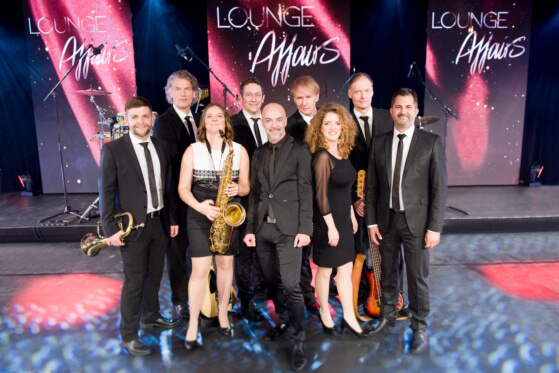 Lounge Affairs – Tobias Deutschmann Orchestra